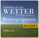 Titel Killikus Norddeutsche Wetter Wetterprognosen