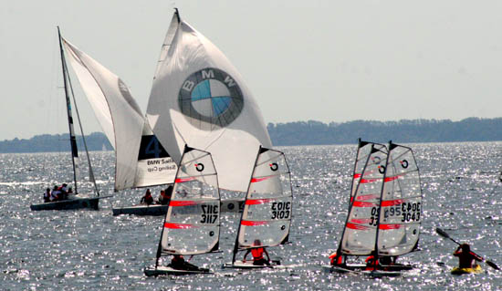 BMW Sailing Cup Gennacker