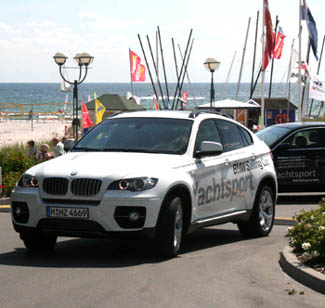 BMW Yachtsport X6